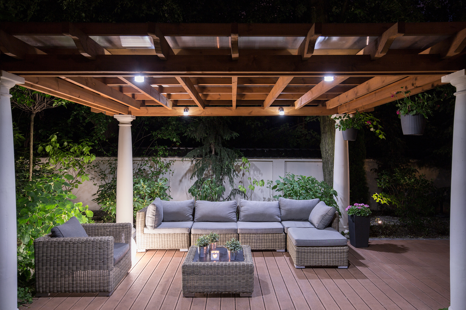 Georgia Patio Amp Porch Ideas For Spring 2016