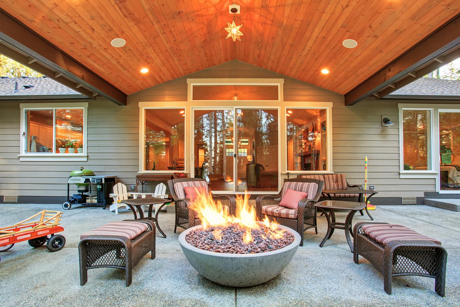 Georgia Patio Amp Porch Ideas For Spring 2016