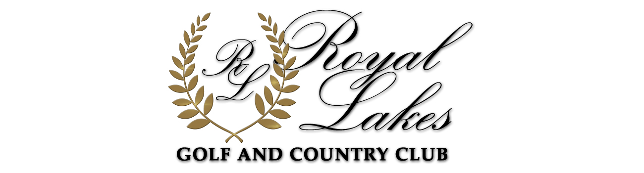 Royal Lakes Golf and Country Club Logo