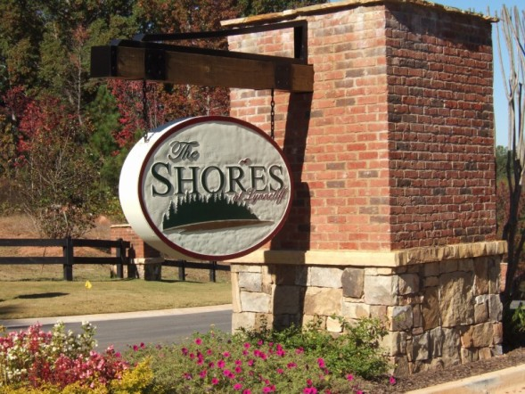 The shores at lynncliff gainesville ga whitmire for Custom home builders gainesville ga